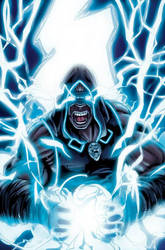 Godstorm Hercules Cover Issue 4 by acosorio