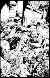 Grey Matters Inks by acosorio