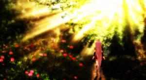 IA in the forest) by Anastasiya11