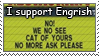 I support... Engrish by IceVallejo