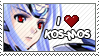 Love to KOS-MOS by IceVallejo