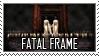 Fatal Frame by IceVallejo