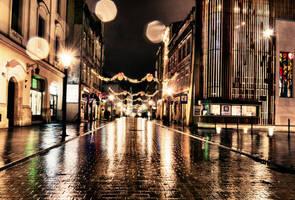 Grodzka Street II by krychu84