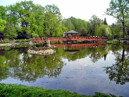 A Japanese Garden by short--story