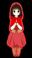 The Transient Apple Sales Girl, Nami by s-p-ri-ng