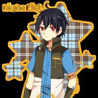 Kikaine Elliot -Tama's Style- by s-p-ri-ng
