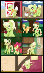 Granny Smith [Requested] by Bonsia-Lucky