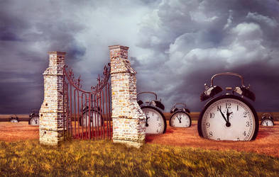 . . . Last Field Of Time . . . by ChIandra4U