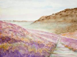 . . . Purple sage . . . by ChIandra4U