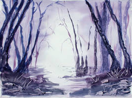 . . . Into the woods II . . . by ChIandra4U