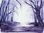 . . . Into the woods III . . . by ChIandra4U
