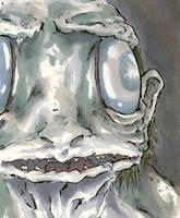 Gollum by Mango-Elf