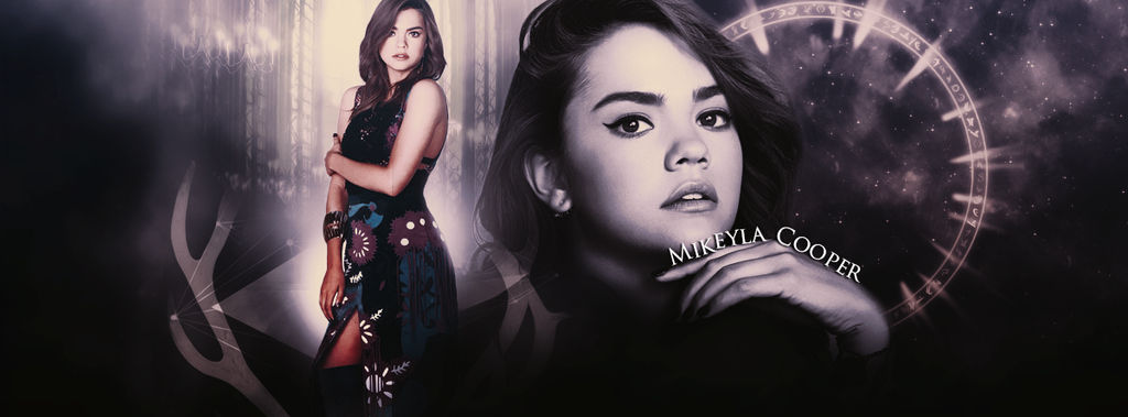 Mikeyla-Cooper by theythe