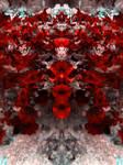 violet faeries - rose by skulkey