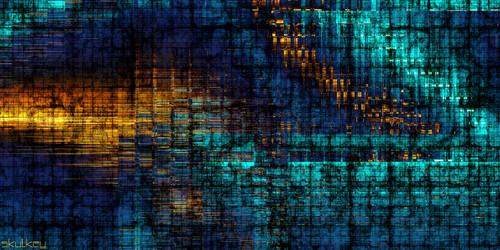 digital ocean by skulkey