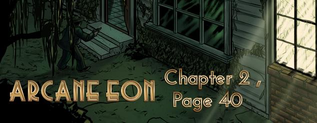 Arcane Eon Page 40 by PhoenixFuryBane