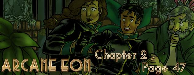 Arcane Eon Page 47 by PhoenixFuryBane