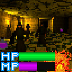 Dungeon Of Last Days 64X64 [PLAYABLE DEMO] by RedVampyr