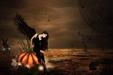 HIER KOMMT ALICE! Halloween New CONTEST by DiabloV