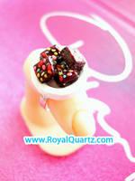 Brownie Ring by royalquartz