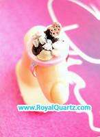 Ice Cream Sundae Ring by royalquartz