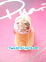White Chocolate Ring by royalquartz