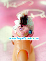 Donut Ring by royalquartz