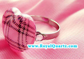 Simple Schoolgirl Ring by royalquartz