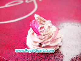 Large Whip Cream Dollup by royalquartz