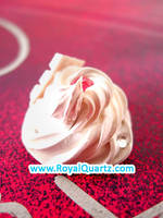 Medium Whip Cream Dollup by royalquartz