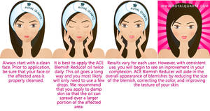 Blemish Reducer Instructions by royalquartz