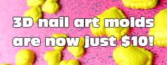3D Nail Mold by royalquartz