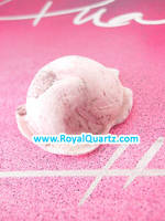 Pink and brown mini ice cream by royalquartz