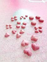 Macaroon - Medium Pink by royalquartz
