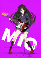 FANART - Mio by skyzen