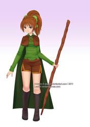 Commission - Teen Leah by skyzen