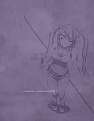 Rain by skyzen