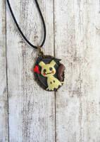[Commission] Pokemon - Mimikyu Cameo by LittleBreeze