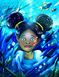 Under the sea by iRashman