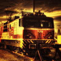 the Rail King by wchild
