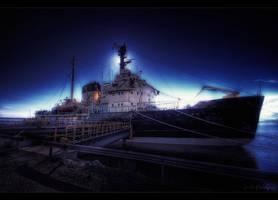 Sampo icebreaker by wchild
