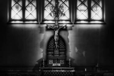. : Trinity in monochrome : . by wchild