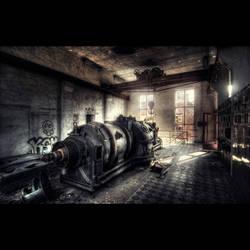 the Steam Turbine by wchild