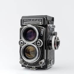 My Rolleiflex by wchild