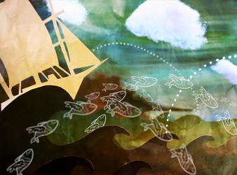 the ship's ocean by sc-parade