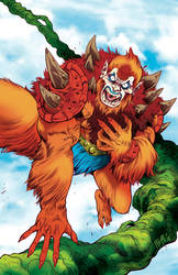 MOTU: Beastman by FelipeSmith