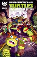 TMNT New Animated Adventures # 6 by FelipeSmith