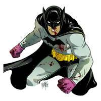 1939: Birth of the Bat by FelipeSmith
