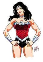 Wonder Woman by FelipeSmith