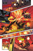 All-New Ghost Rider #11 Preview Page 2 by FelipeSmith